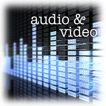 Image result for VIDEO AND AUDIO