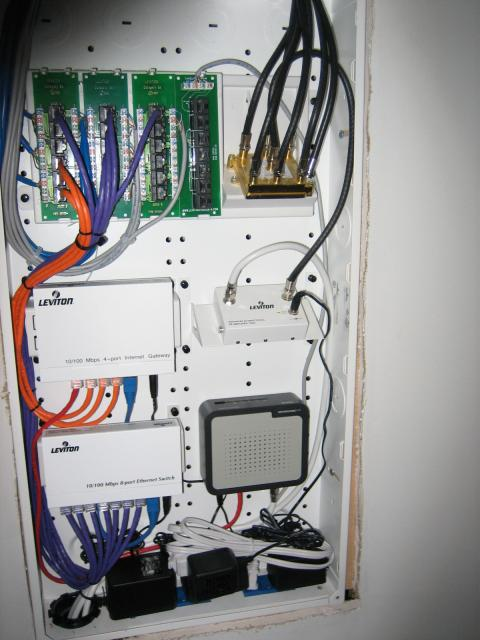 NComm's Installation Portfolio | Network Communication Systems
