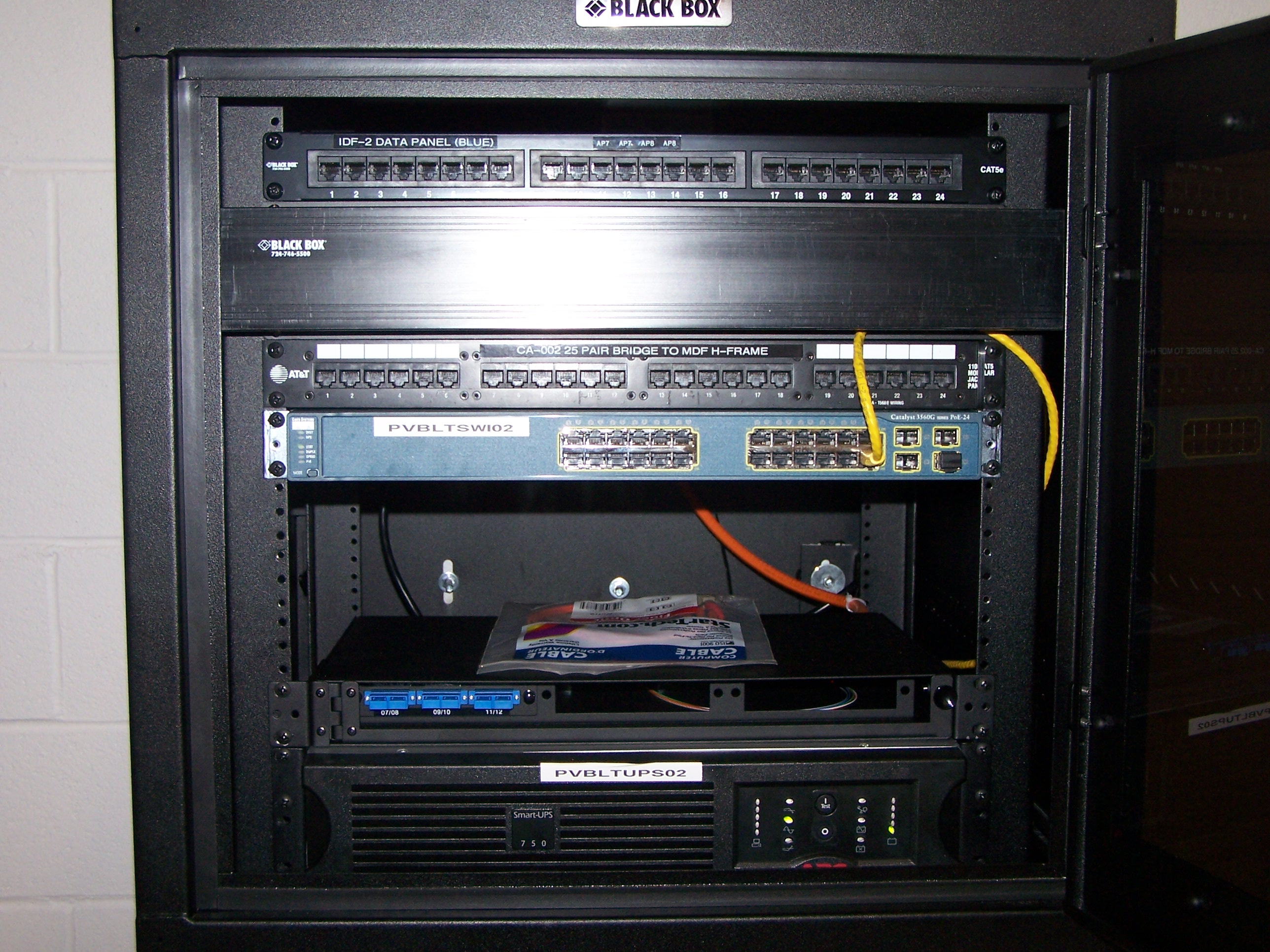 Ncomm S Installation Portfolio Network Communication Systems